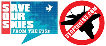 Stop the F-35. Protect Vermont.