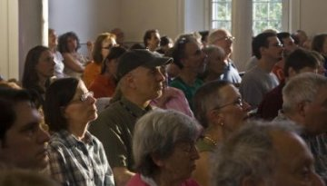 Vermont Commons: Citizens' Hearing on F-35 draws hundreds